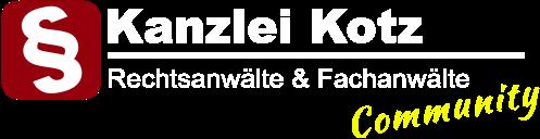 Rechtsanwälte Kotz Community