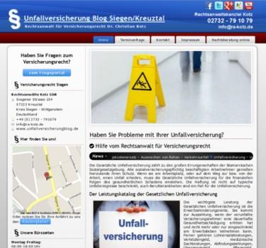 unfallversicherungblog