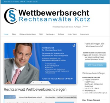 wettbewerbsrechtsiegen