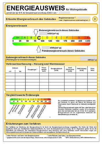 Fehlerhafter Energieausweis - Schadensersatz » Rechtsanwälte Kotz ...